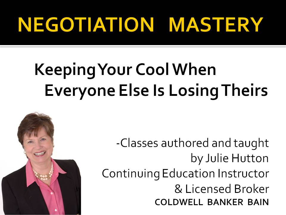 Negotiation Mastery